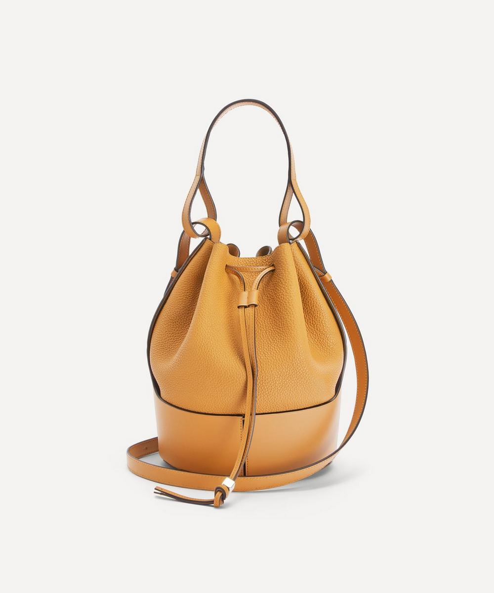 Loewe - Balloon Leather Bucket Bag