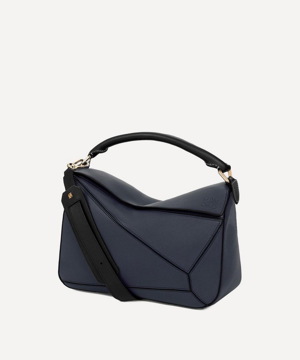 Loewe - Puzzle Leather Shoulder Bag