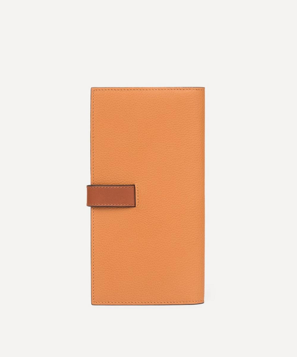 Loewe - Large Leather Vertical Wallet