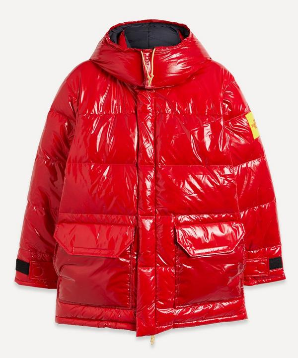 The North Face - Brown Label Glossy Ripstop Puffer Parka