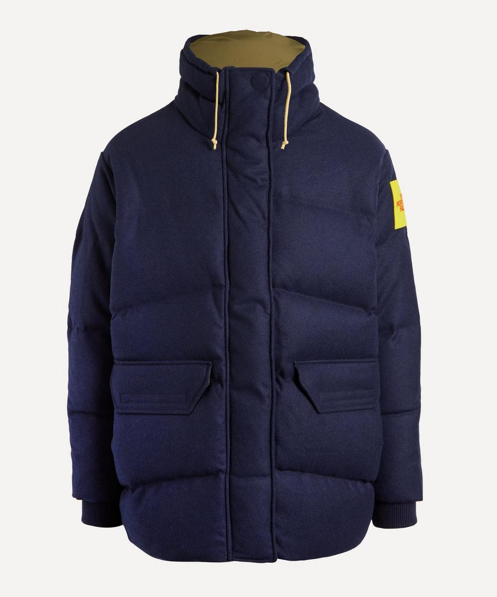 The North Face - Long Felt Puffer Jacket