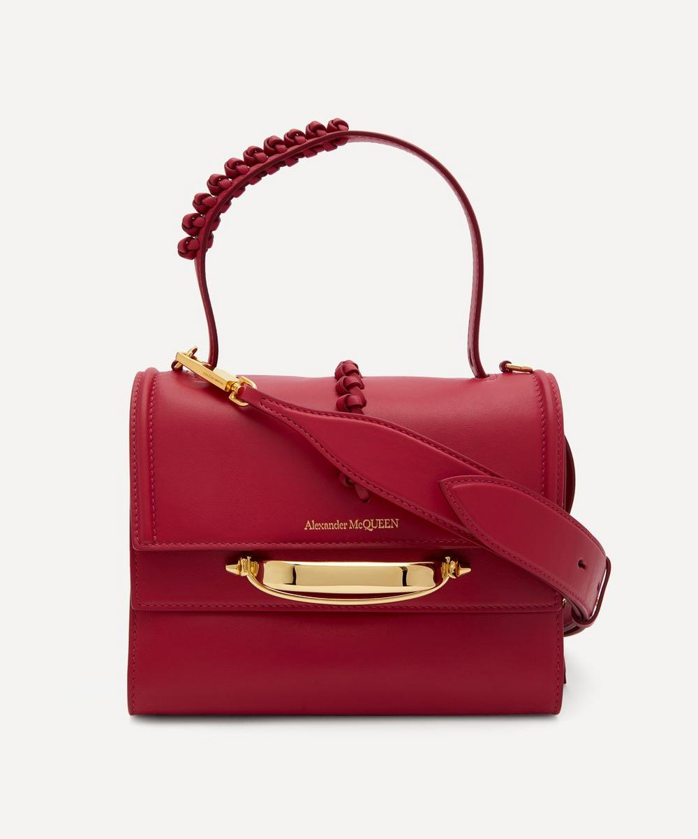 Alexander McQueen - The Story Knotted Leather Handbag