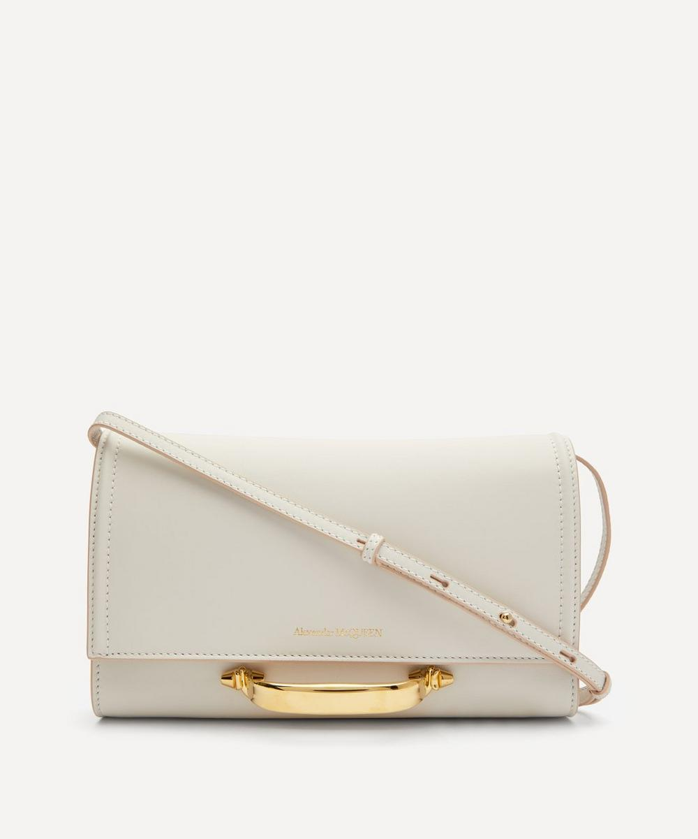 Alexander McQueen - The Small Story Leather Cross-Body Bag