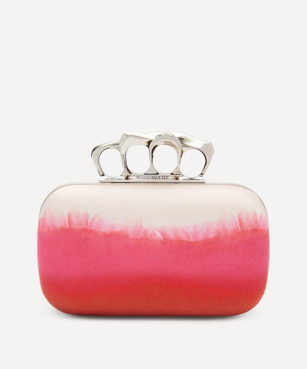 Alexander McQueen - Sculptural Four-Ring Clutch Bag
