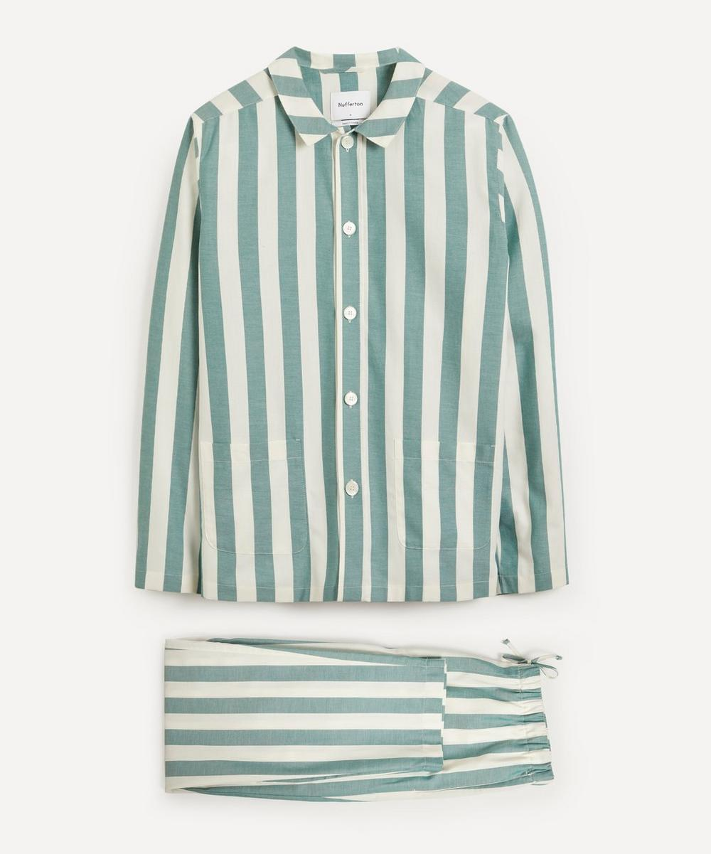 Nufferton - Uno Stripe Cotton Pyjamas