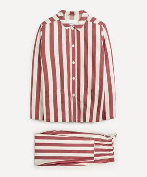 Uno Stripe Cotton Pyjamas