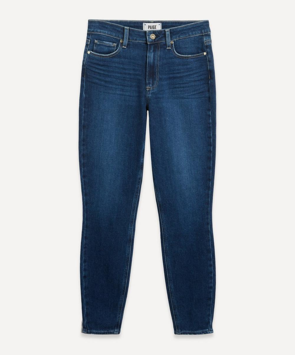 Paige - Muse Super-Skinny High-Rise Jeans