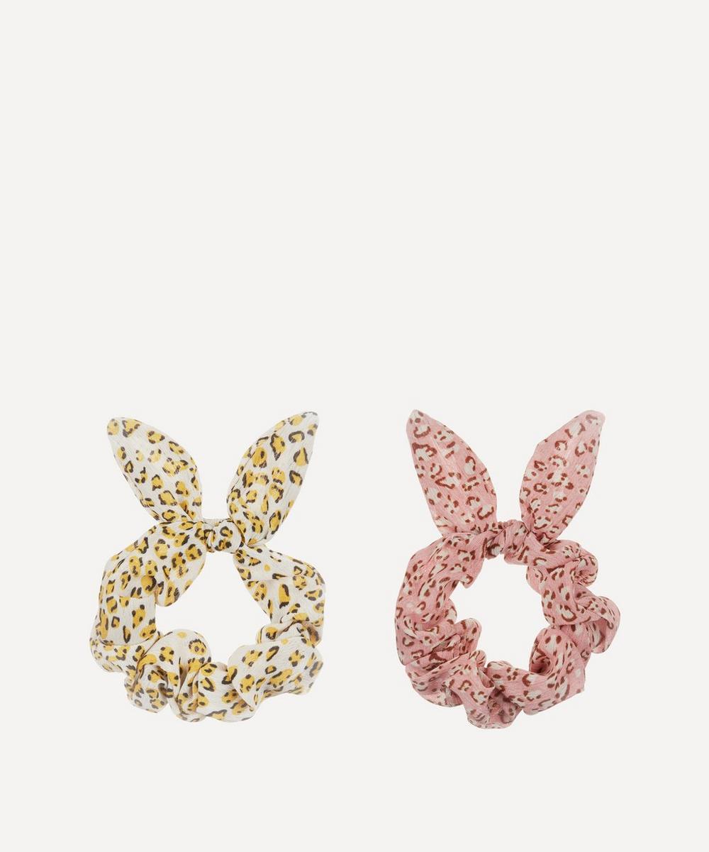 Mimi & Lula - Dinoland Bunny Scrunchies