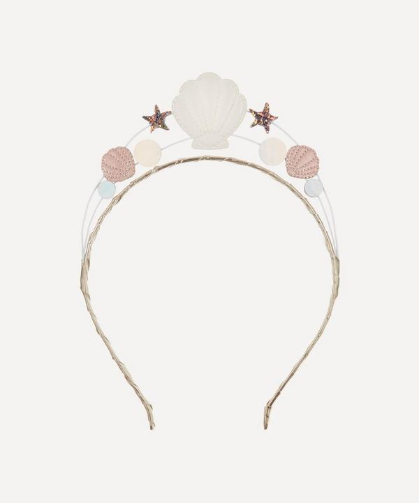 Mimi & Lula - Shell Headdress