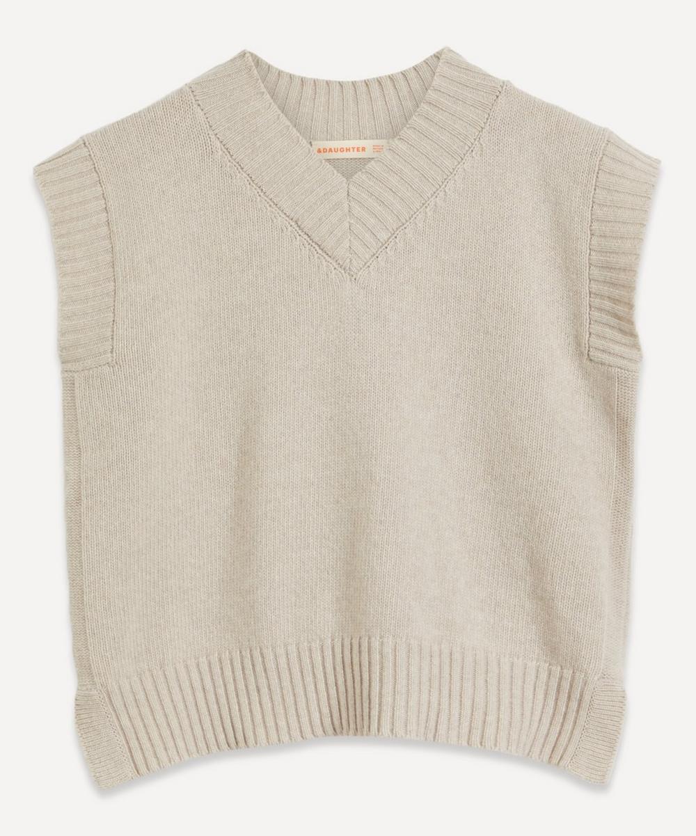 &Daughter - Bonnie Sweater Vest