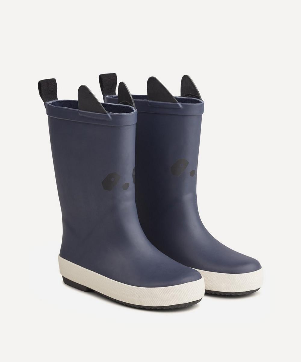 Liewood - Rio Long Panda Rain Boots