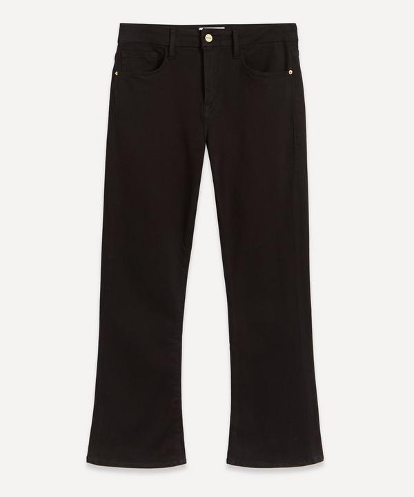 Frame - Le Crop Mini-Boot Jeans