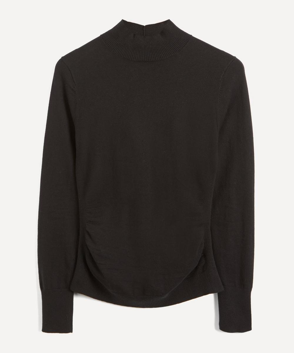 Frame - Silk-Blend Roll-Neck Jumper