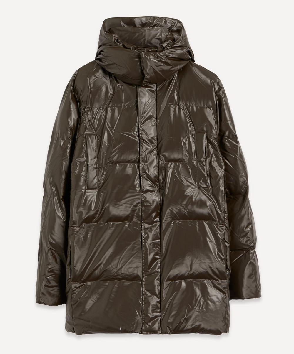 RAINS - Puffer Hooded Coat