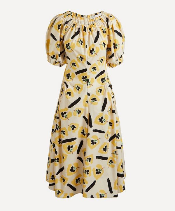 Rejina Pyo - Maggie Off-Shoulder Puff-Sleeve Dress