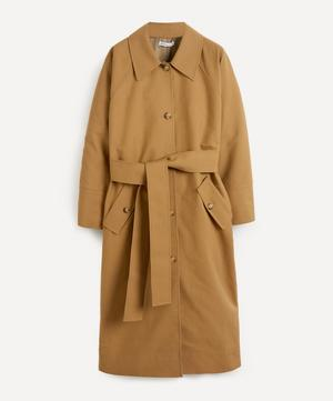 Hadley Cotton Kimono Trench Coat