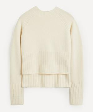 Erin Recycled Cashmere and Wool Jumper