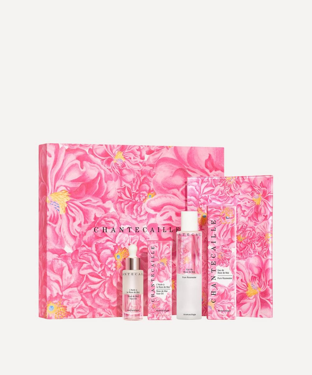 Chantecaille - x John Derian Rose de Mai Harvest Set