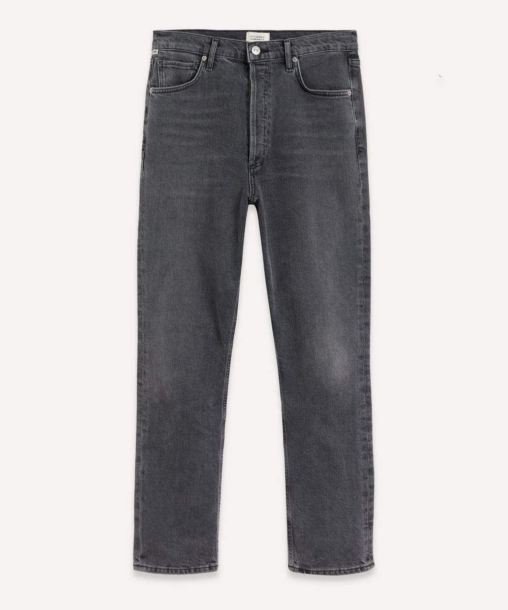 Citizens of Humanity - Charlotte High-Rise Straight-Leg Jeans