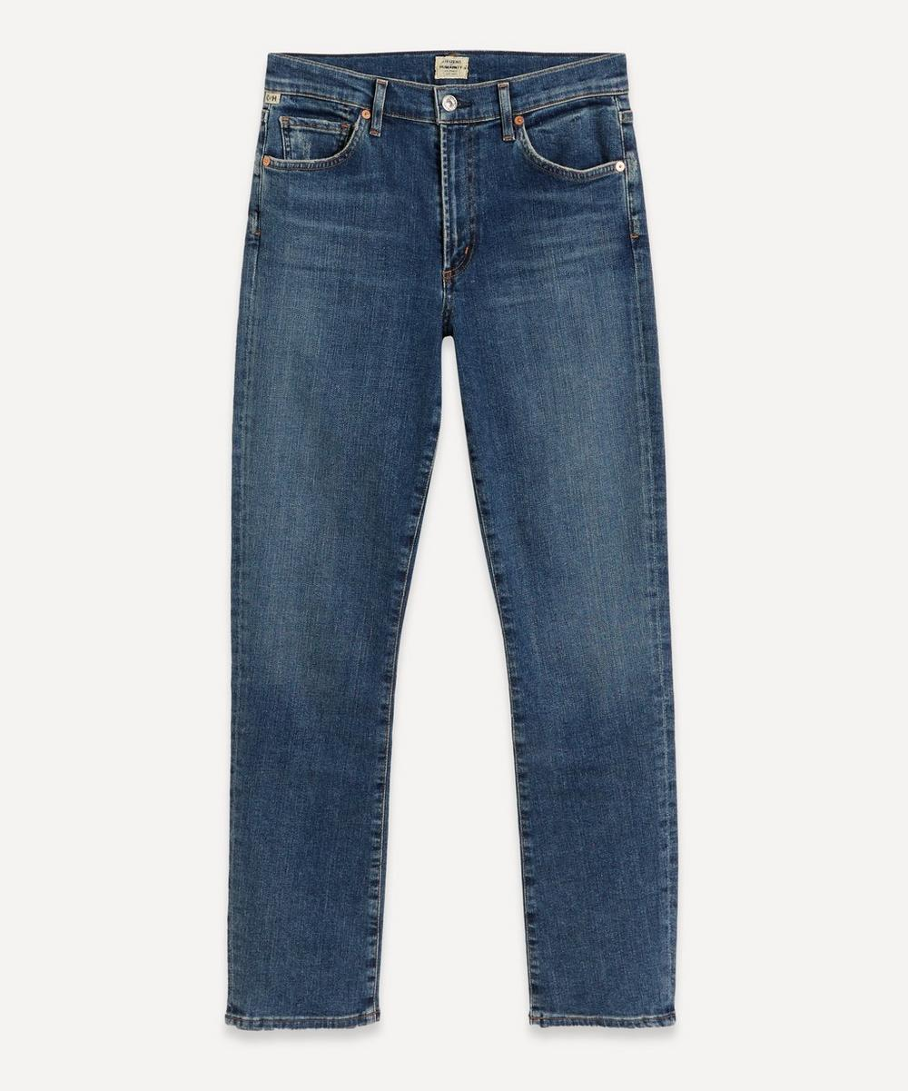 Citizens of Humanity - Skyla Mid-Rise Cigarette Jeans