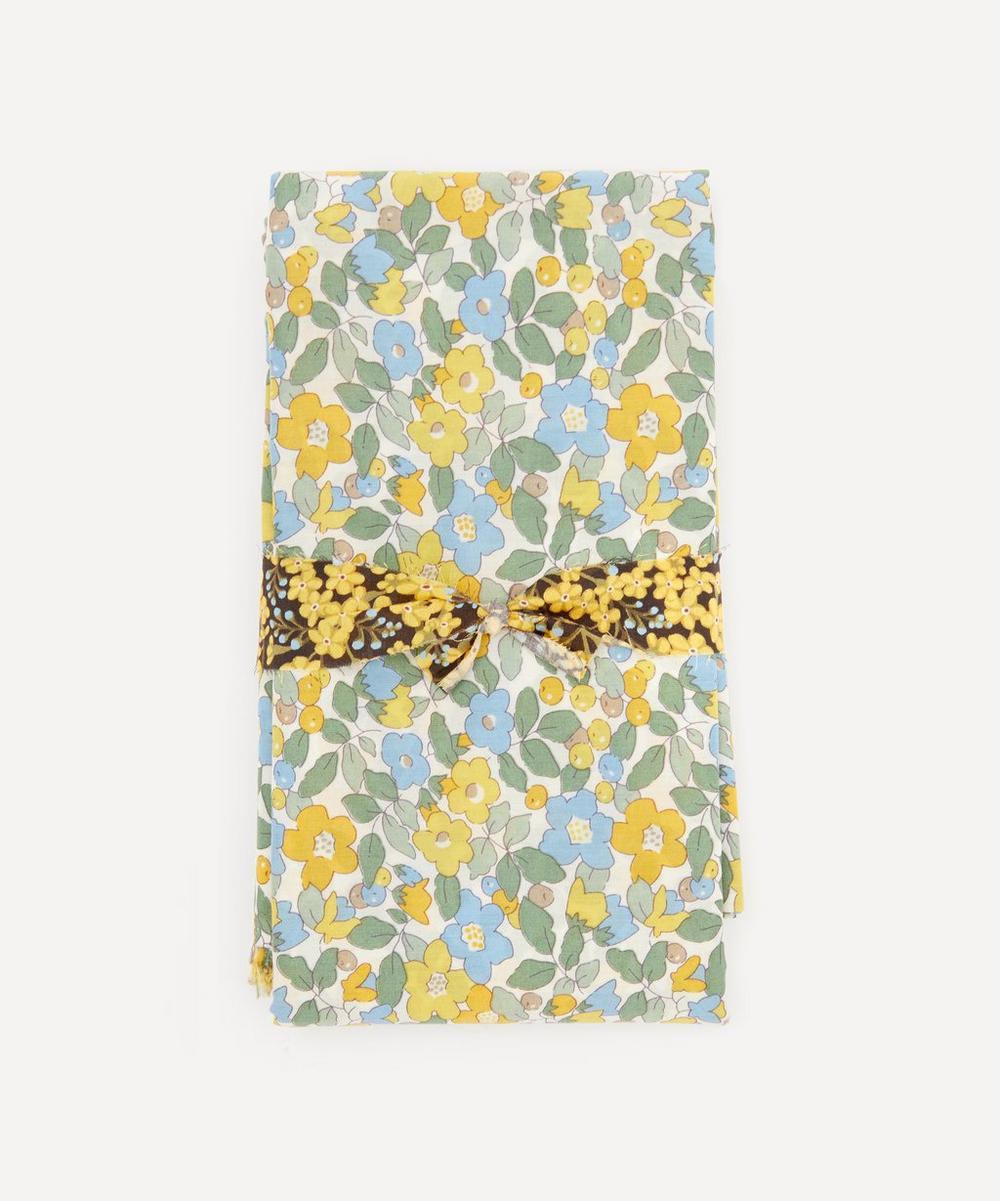 Liberty Fabrics - One Metre Pre-Cut Betsy Berry Tana Lawn™ Cotton