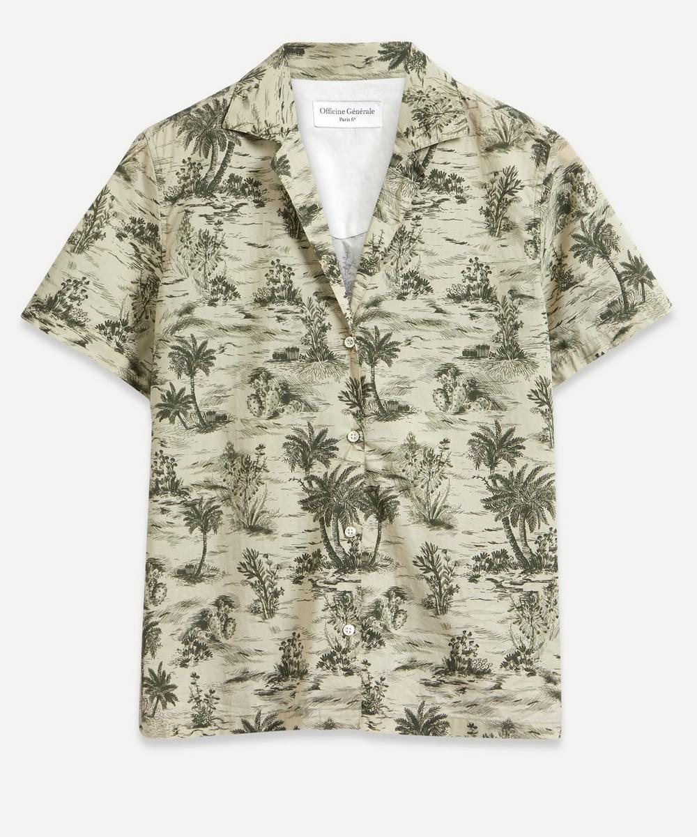 Officine Générale - Christelle Short-Sleeved Shirt