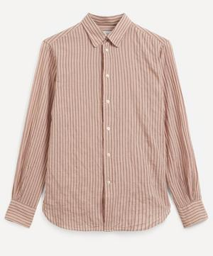 Benoit Cotton Stripe Shirt