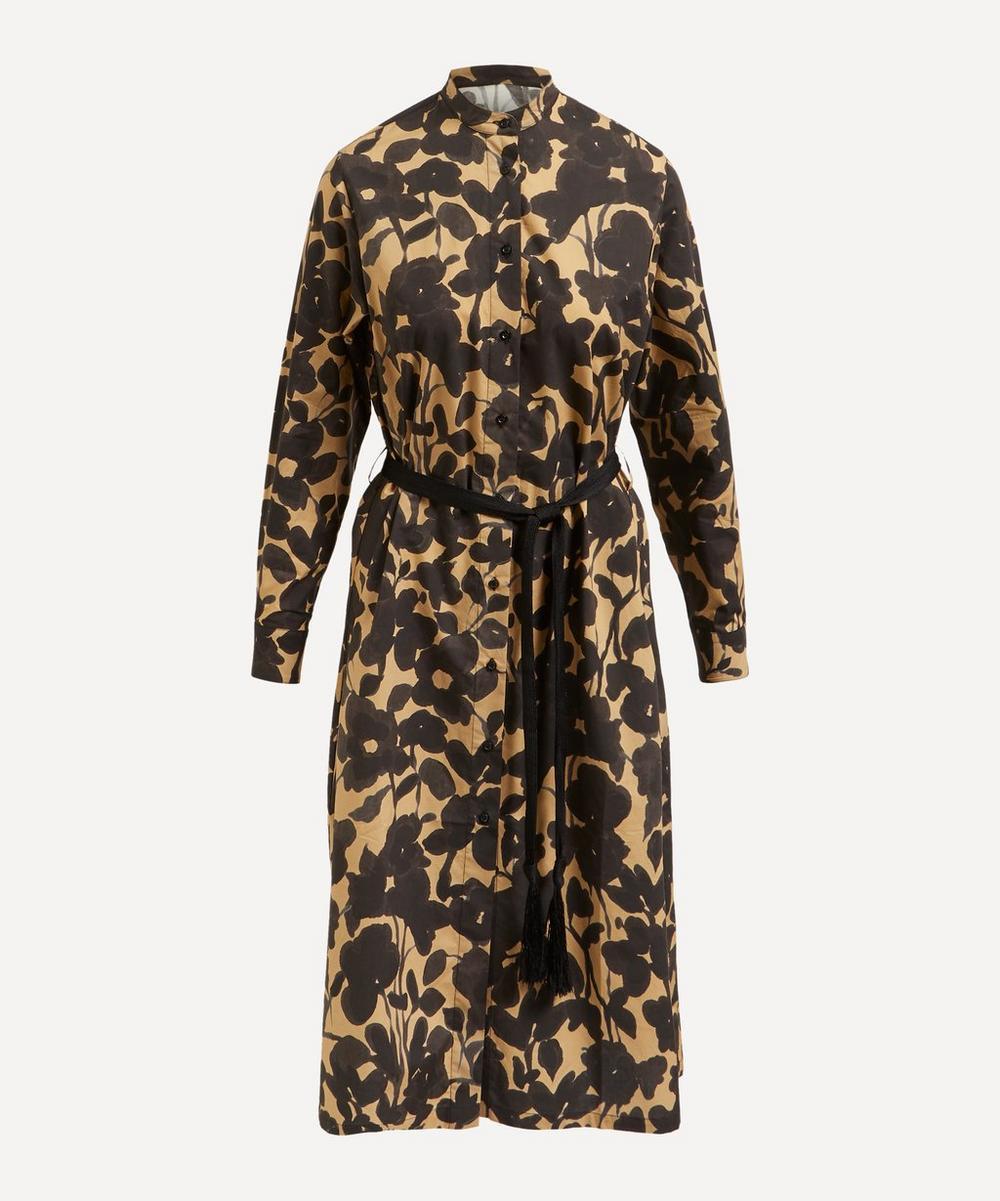 Officine Générale - Bonnie Long-Sleeve Floral Dress