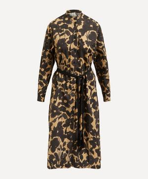 Bonnie Long-Sleeve Floral Dress