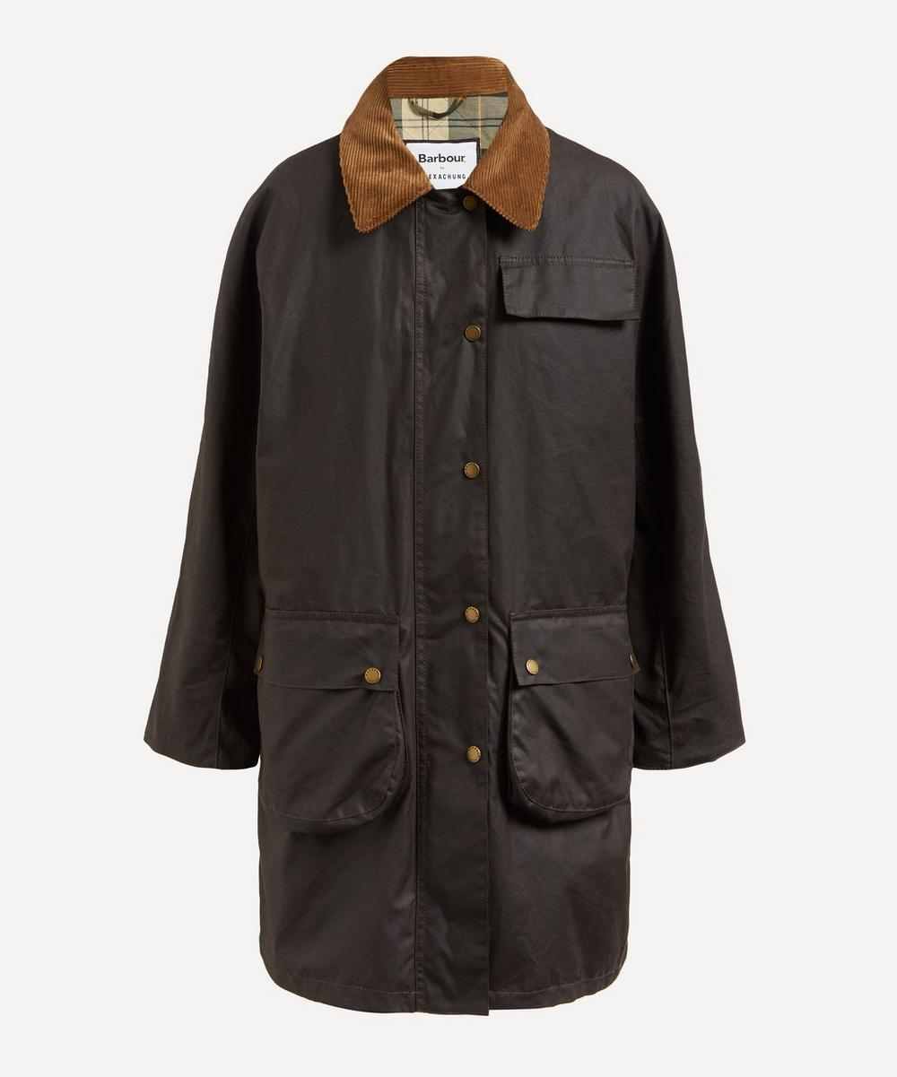 Barbour - Barbour by ALEXACHUNG Rowan Wax Jacket
