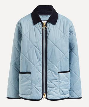 Barbour by ALEXACHUNG Quilty Quilt Jacket