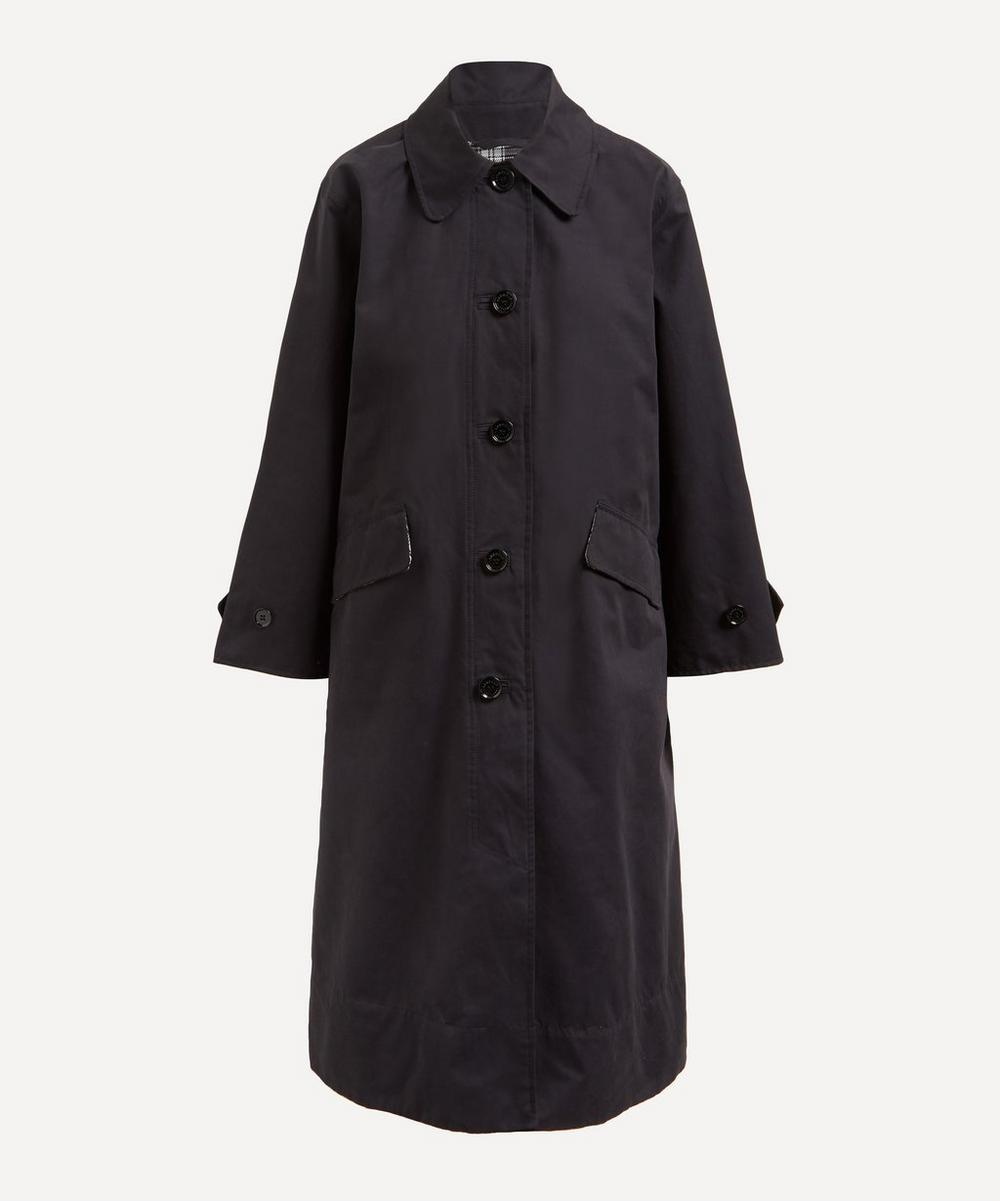 Barbour - Barbour by ALEXACHUNG Julie Long Cotton-Mix Coat
