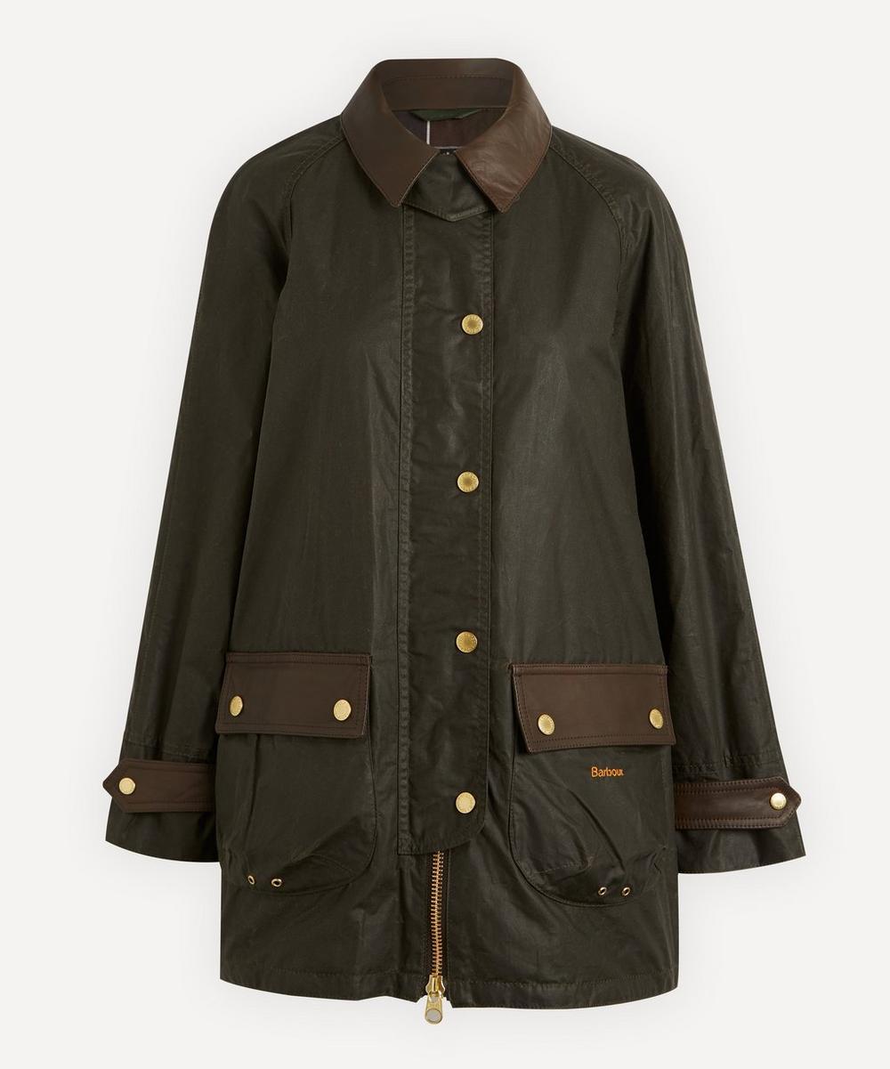 Barbour - Winslet Classic Wax Coat