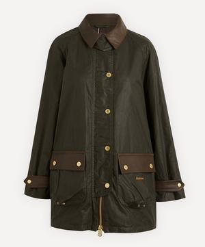 Winslet Classic Wax Coat