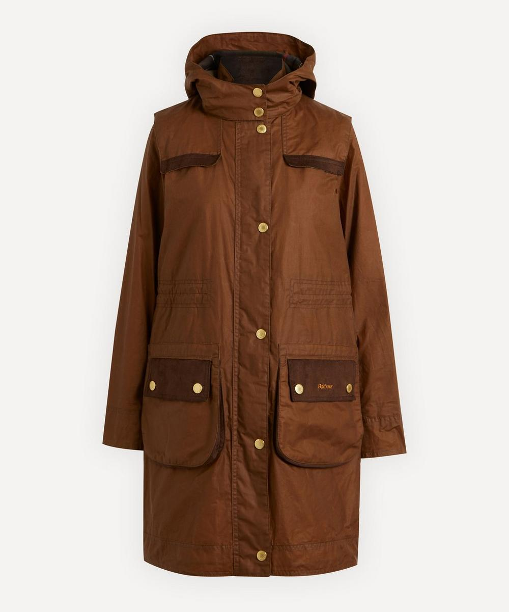 Barbour - Re-Tailored Wax Jacket