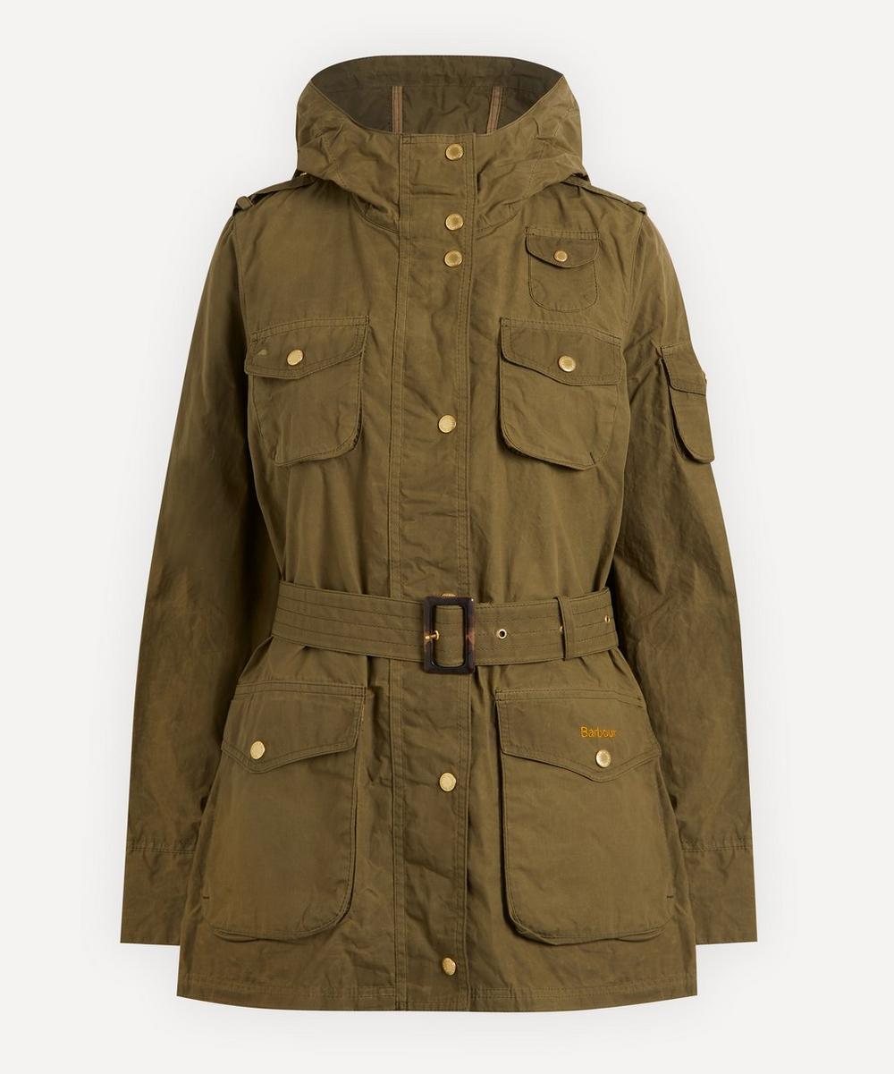 Barbour - Collins Shower-Proof Utility Jacket
