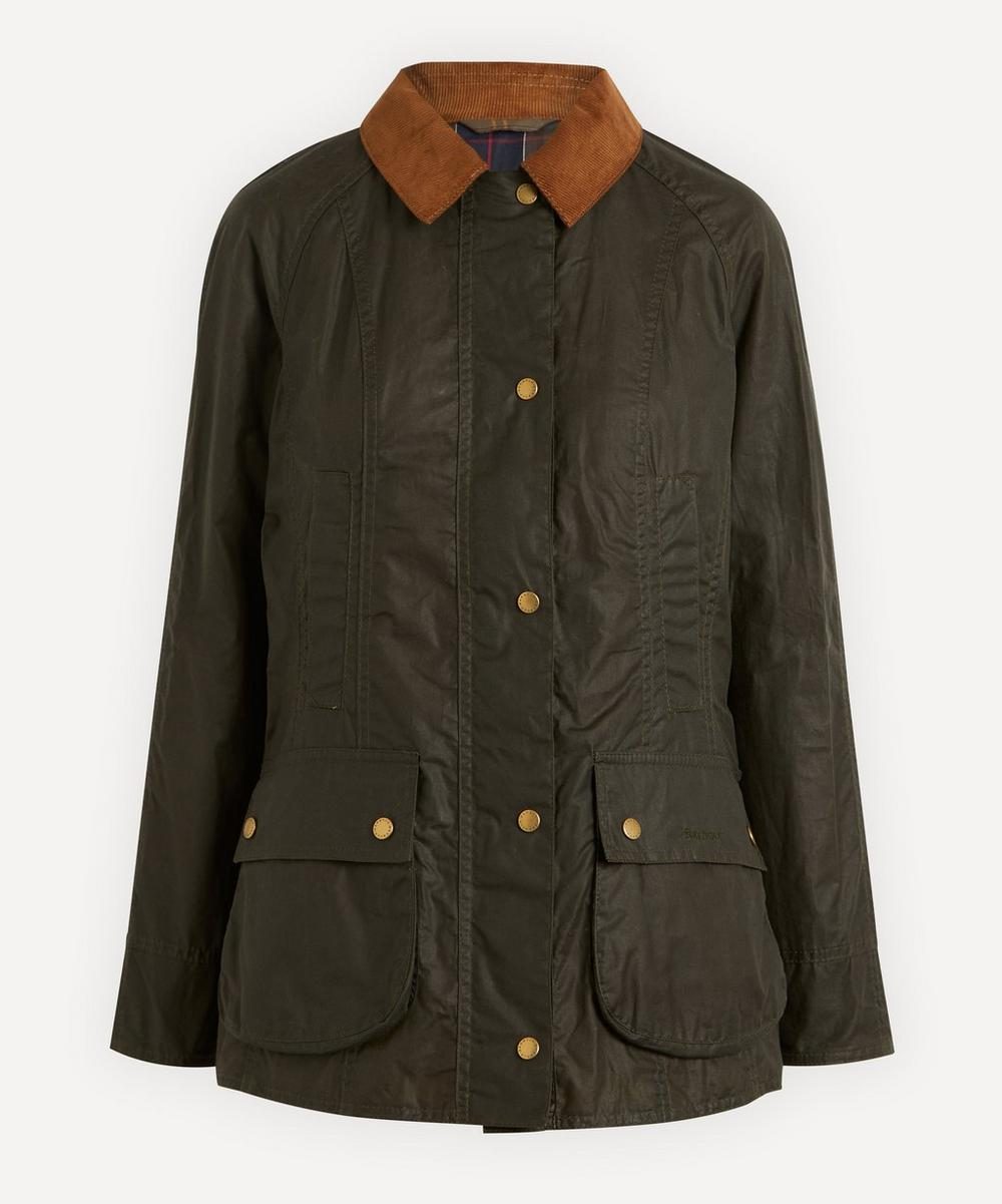 Barbour - Lightweight Beadnell Wax Jacket image number 0