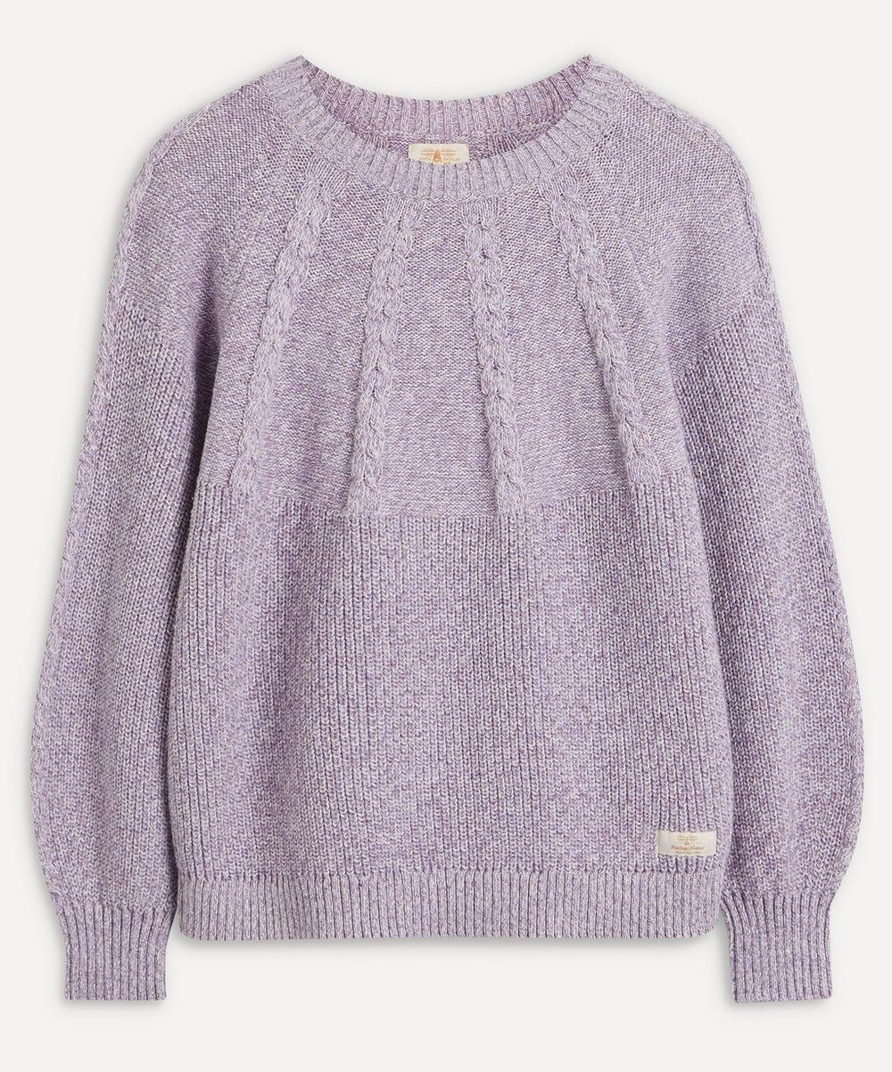 Barbour - Victoria Cable-Knit Jumper