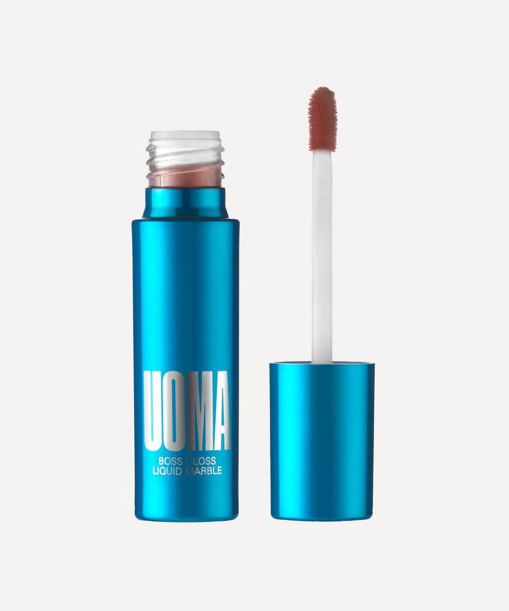 UOMA Beauty - Boss Gloss Pure Colour Lip Gloss in Passion