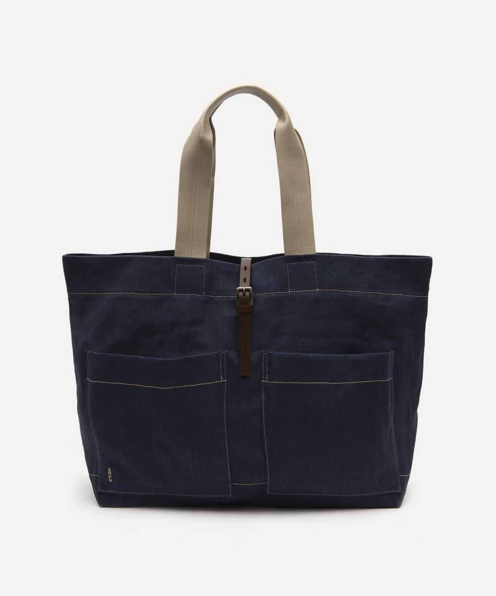 Ally Capellino - Tim Large Tote Bag