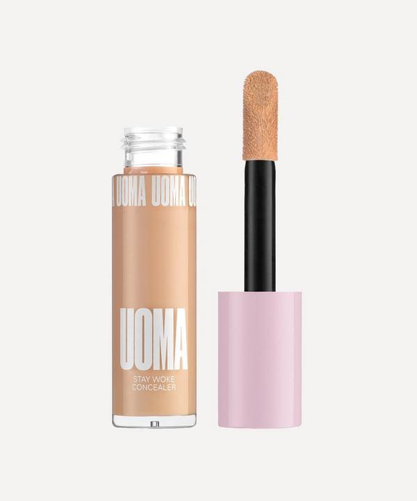 UOMA Beauty - Stay Woke Concealer in Honey Honey T2