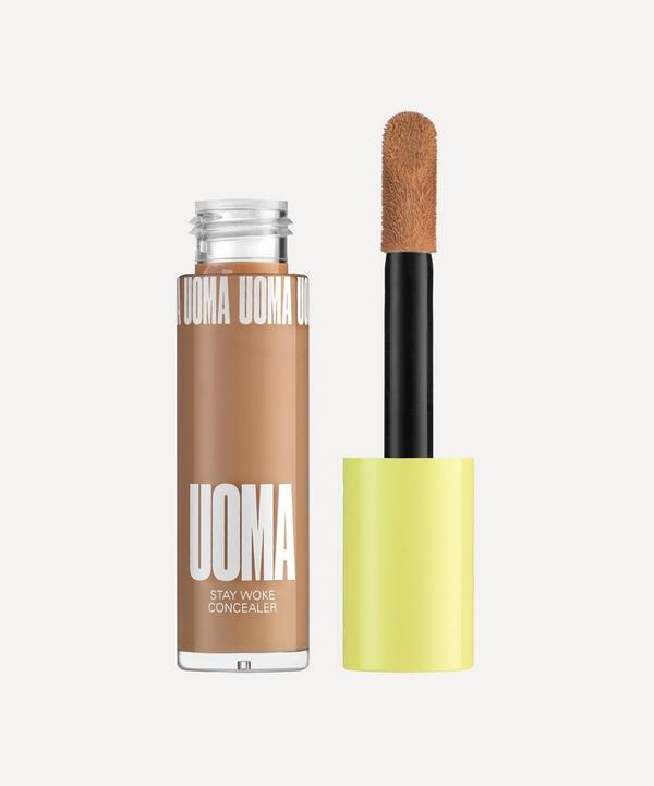 UOMA Beauty - Stay Woke Concealer in Bronze Venus T1