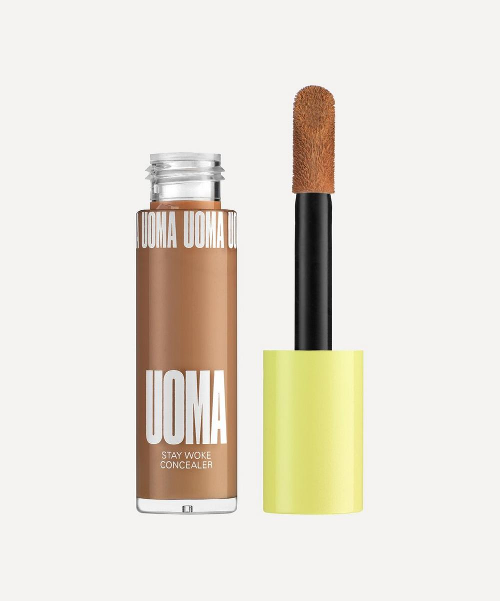 UOMA Beauty - Stay Woke Concealer in Bronze Venus T3