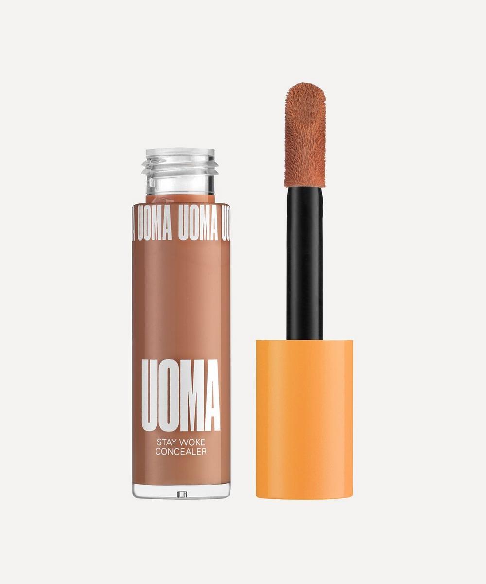 UOMA Beauty - Stay Woke Concealer in Brown Sugar T1