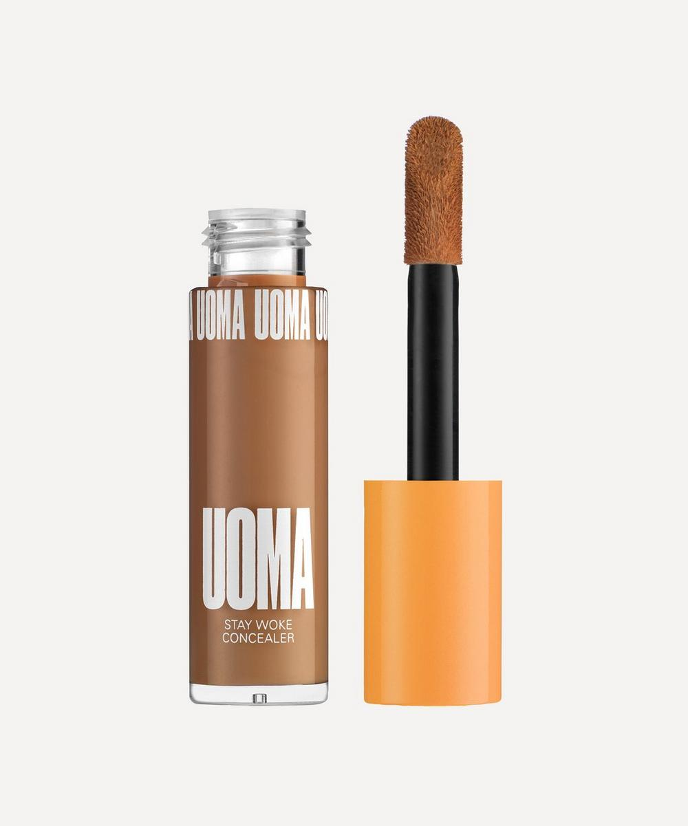 UOMA Beauty - Stay Woke Concealer in Brown Sugar T2