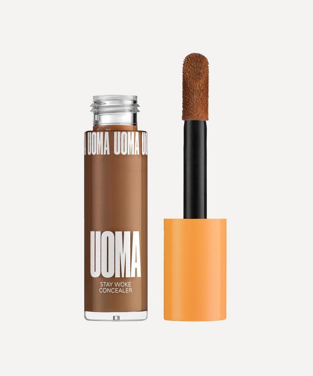 UOMA Beauty - Stay Woke Concealer in Brown Sugar T3