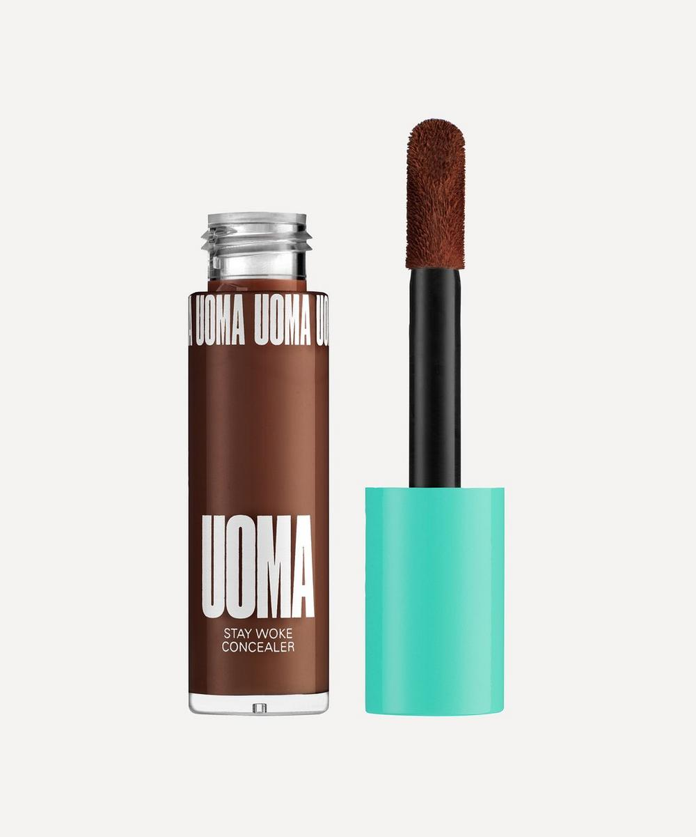 UOMA Beauty - Stay Woke Concealer in Black Pearl T2