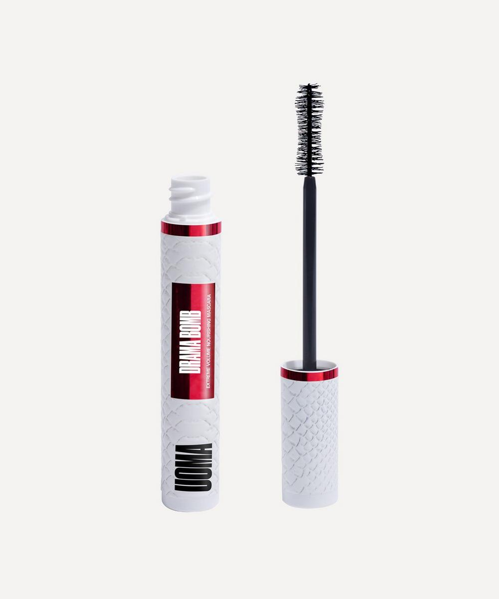 UOMA - Drama Bomb Extreme Volume Mascara in Black