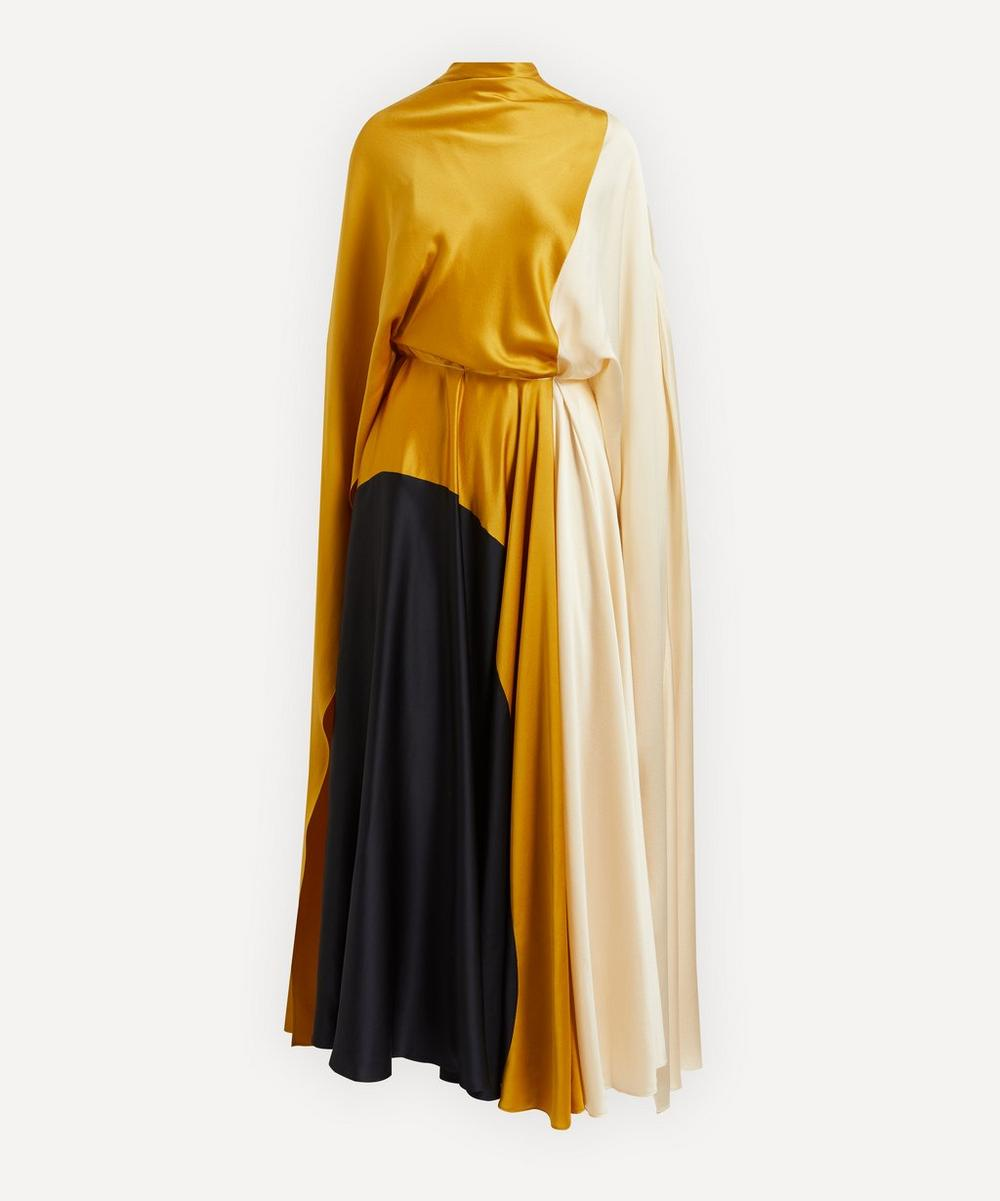 Roksanda - Andromeda Colour Block Dress