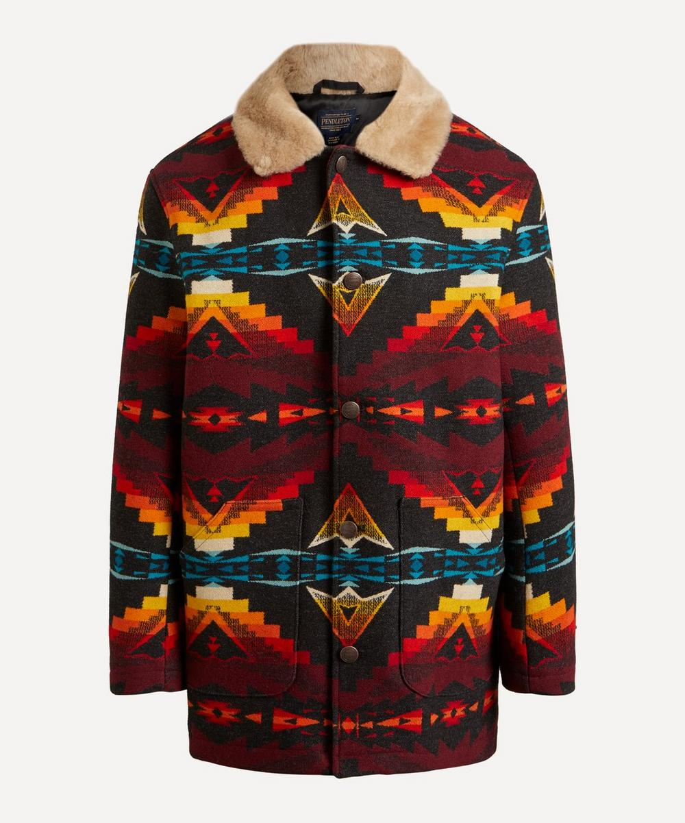 Pendleton - Brownsville Teddy Collar Coat